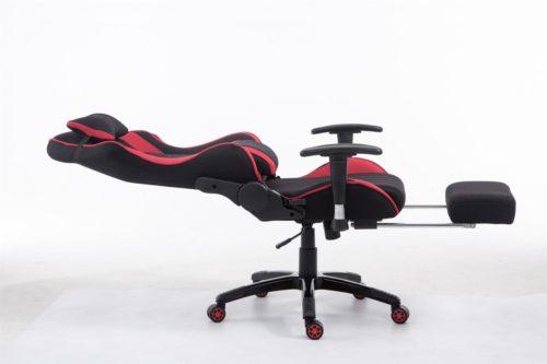 Racing Bürostuhl Shift V2 Stoff mit Fußablage
