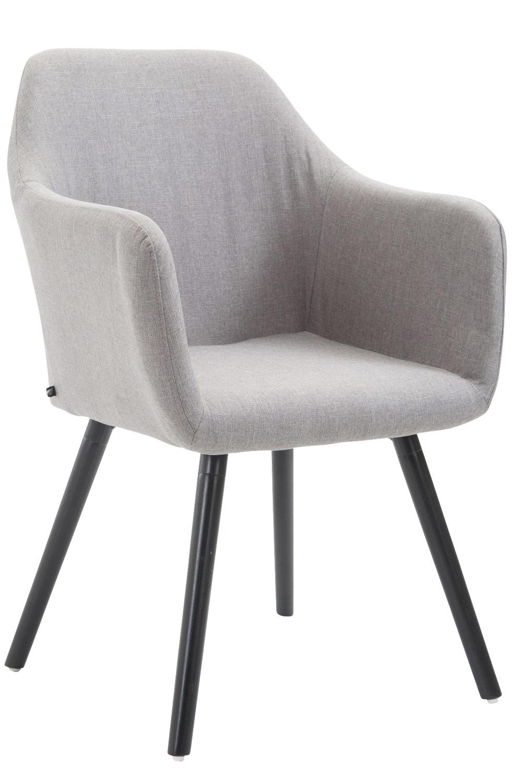 Stuhl Picard V2 Stoff schwarz (eiche)